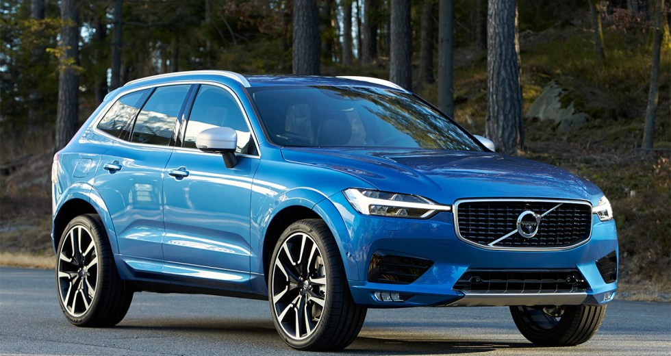 Volvo XC60 Comes with The Most Desirable Options