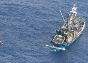 7 Rescued After A Ferry Sank In The Pacific Four Days Ago