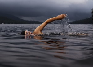 Swimming In Cold Open Water Relieves Pain And Is Beneficial For Health