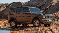 2019 Mercedes-Benz G-Class – The Most Important Things you Must Know