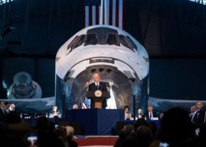 VP Mike Pence Released The National Space Council's Users Advisory Group List