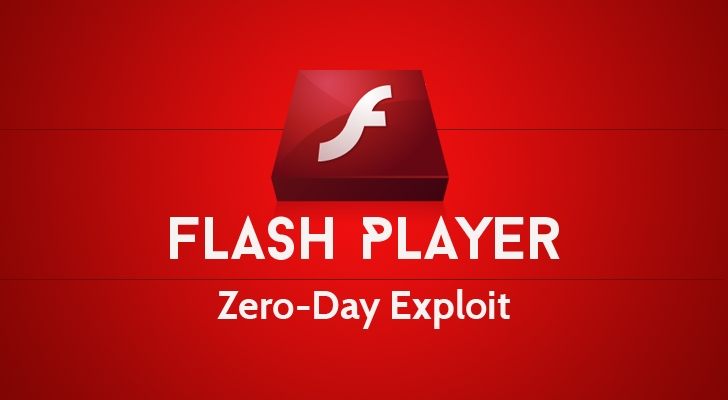 Adobe Flash Zero-Day Vulnerability is Being Exploited By Hackers