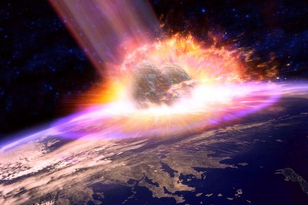 An Ice Age Era to be Caused by a Huge Firestorm