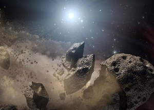 Asteroid Time Capsules Leads to Finding Out How Life Began on Earth