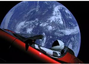 Musk's Tesla And Starman Trip In Cosmos Can Be Tracked Via A Site