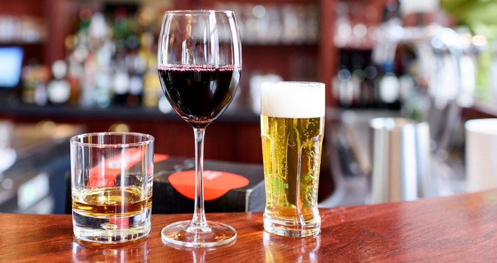 A Moderate Alcohol Consumption May Be Beneficial For The Brain