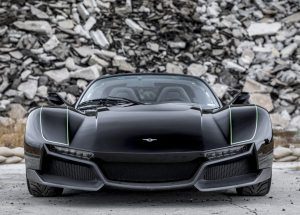 Rezvani Alpha X Blackbird Is A 700-hp Supercar