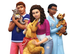 The Cats And Dogs Expansion Pack For The Sims 4