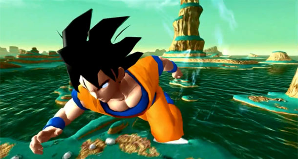 Half-Life Modified to Create the Latest Dragon Ball Z Game