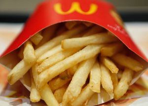 McDonald's French Fries Can Treat Baldness