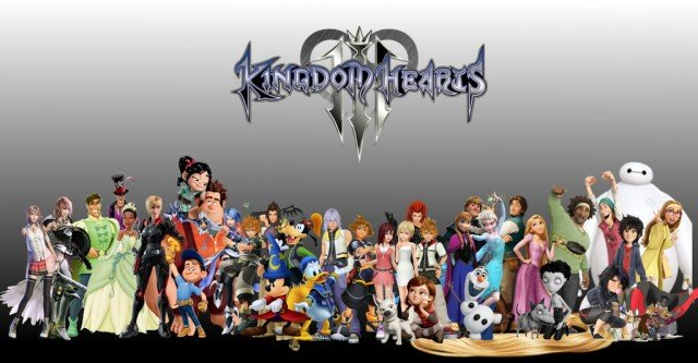 Will Be Kingdom Hearts 3 Launched In 2018?