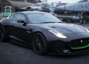 Jaguar F-Type Thunder Will Make Its Debut In London