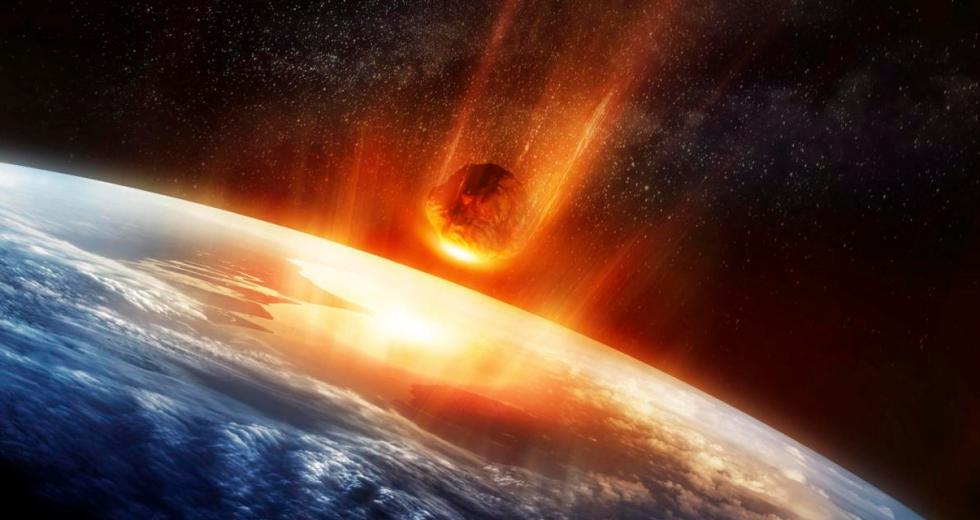 The Asteroid That Killed The Dinosaurs Activated The Oceans' Volcanoes