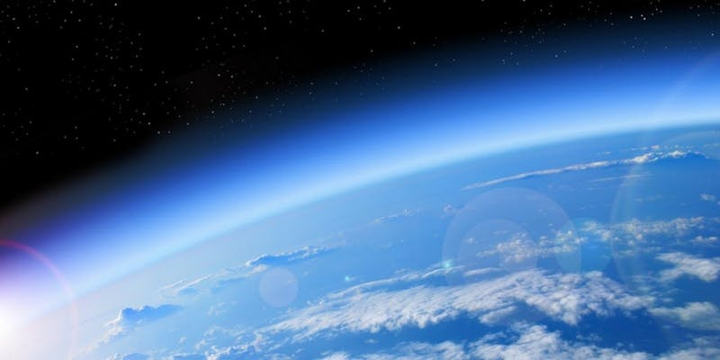 The Ozone Layer Is Not Healing Itself