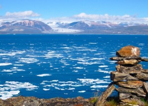 Ancient Carbon Has Been Found In The Waters Of The Arctic Region Of Canada