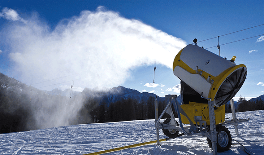 The Artificial Snow Impact On The Environment