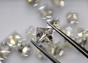 Ice-VII, A Type Of Ice That Has Never Been Seen On Earth, Was Discovered In Diamonds
