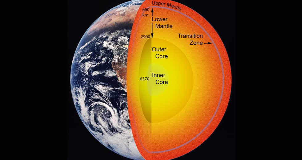 Earth's Deep Mantle Holds Some Very Interesting Secrets
