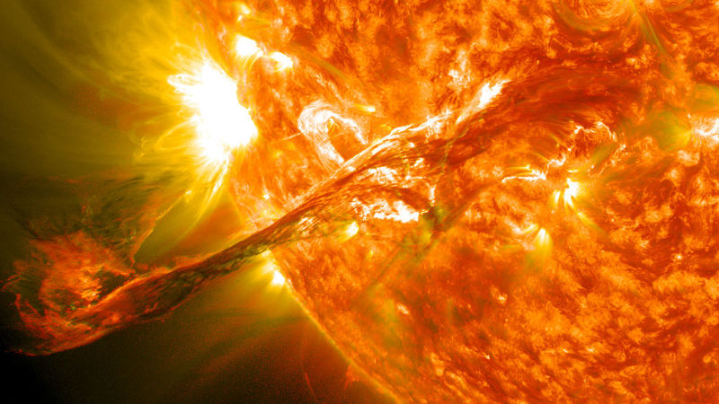 It Looks Like Another Magnetic Storm is Coming Our Way
