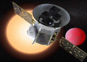 NASA Has Set The Transiting Exoplanet Survey Satellite or TESS Launch Date For April 16th
