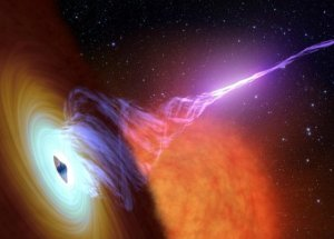 Scientists States that Humans may Survive Black Holes