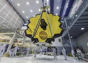 The Next Generation Space Telescope Launch Date to be Postponed until 2020