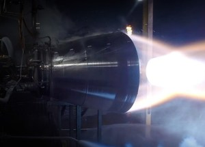 Jeff Bezos Released On Twitter The Video Of The Latest Blue Origin BE-4 Ignition Test