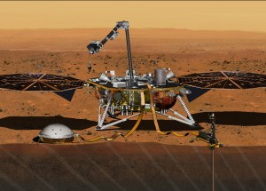 NASA InSight Spacecraft For Mars Mission Has Just Arrived At Its Launch Site