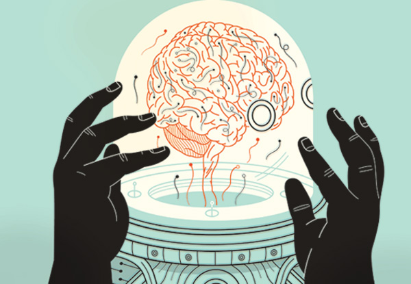 Two Engineers Developed A Technology To Archive The Mind Of A Person For Centuries