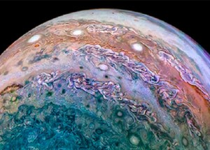 Jupiter's Stripes Research Revealed An Astonishing Aspect Regarding Jupiter
