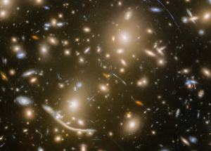 Massive Galaxy Cluster Was Discovered