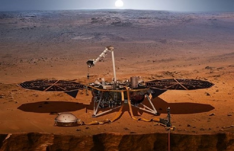InSight, The Next NASA's Mission, Will Be Launched On May 5th And Will Have The Goal To Study The Depths Of The Red Planet