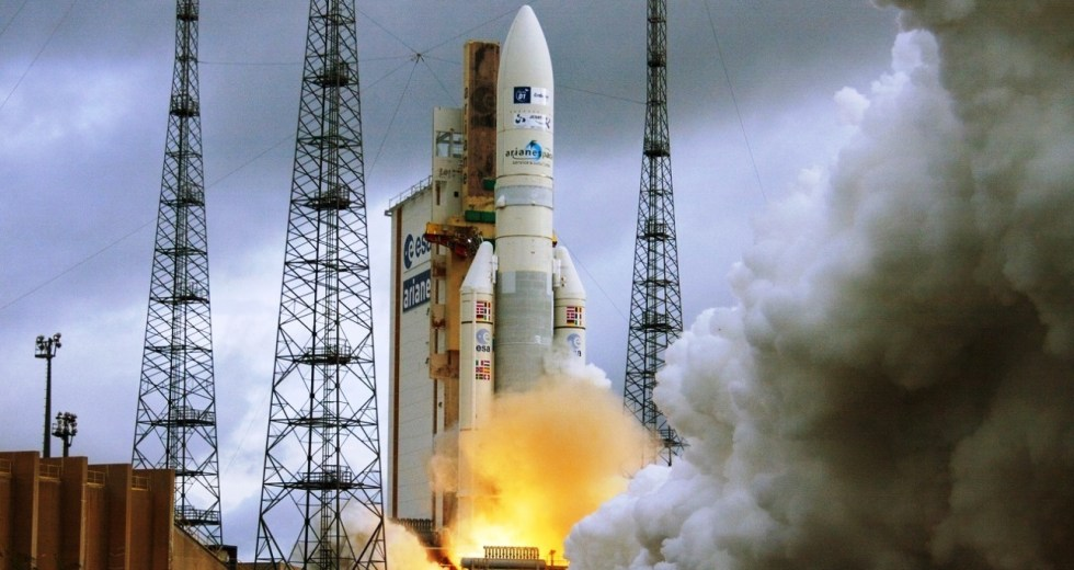 Ariane 5, The Most 'Experienced' European Rocket, Deployed Its 201st Satellite