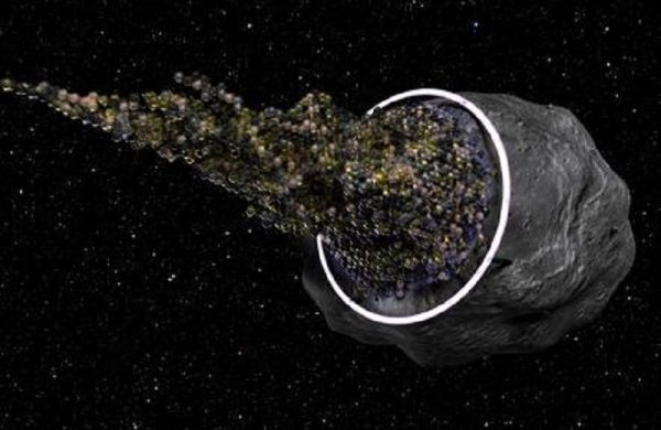 An AsteroidSpaceship Could Be The New Solution For Long
