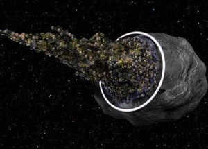 An Asteroid-Spaceship Could Be The New Solution For Long Interstellar Travel