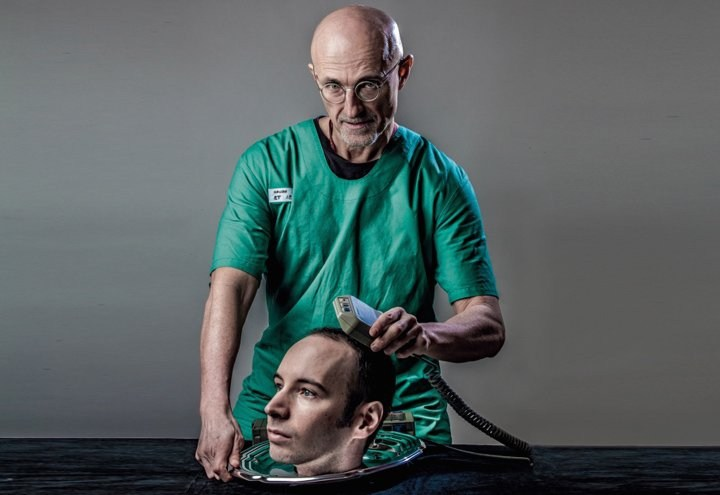The First Head Transplant In The World Might Be More Than 90% Successful