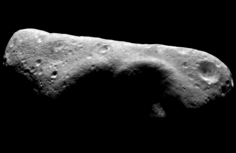 'Alien' Asteroid 2015 BZ509 Is Unique In Our Solar System As It Orbits The Sun Backward