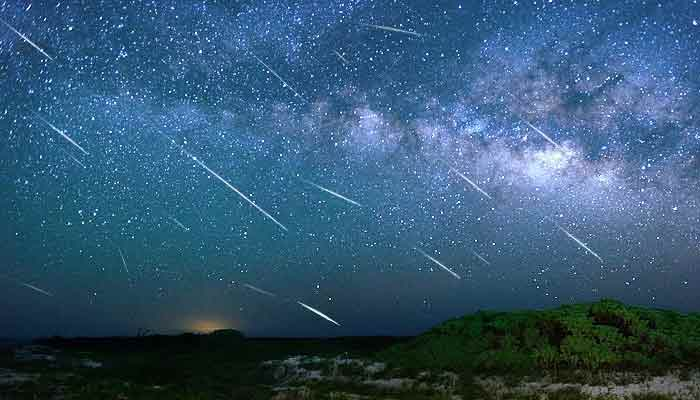 Eta Aquarids Meteor Shower Reaches Its Maximum During This Weekend