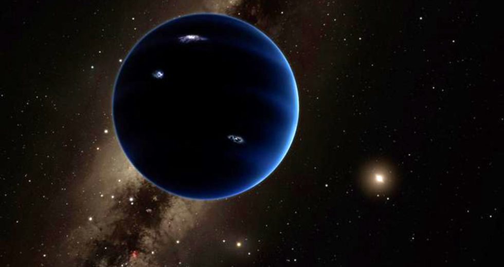 Planet Nine Might Exist, According To The Trajectory Of A Dwarf Planet In The Outer Solar System