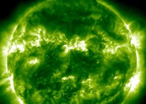 Rossby Waves Have Been detected In The Sun And Are Similar To Those Found In Earth's Atmosphere