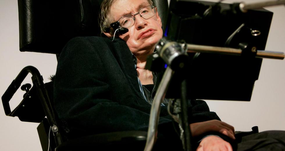 Stephen Hawking Foundation Allows Time Travelers To Attend The Stephen Hawking Thanksgiving Service
