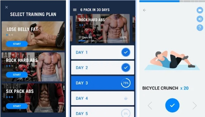 Best FREE Fitness Apps On Google Play Store To Workout At