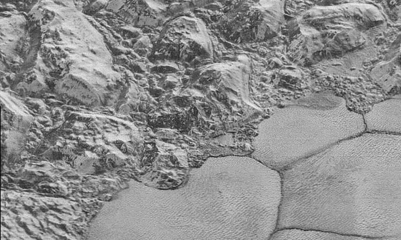 Wind-blown Dunes have been Discovered on Pluto
