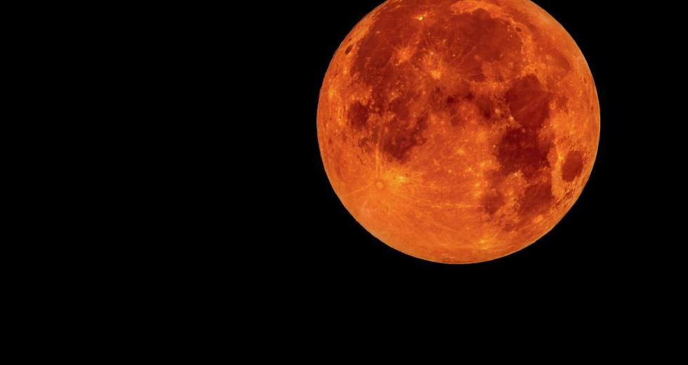The 'Super Flower Blood Moon' Will Be Delighting Our Eyes Very Soon