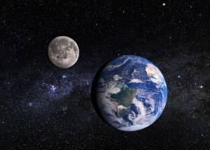 The Moon Influences The Length Of Days On Earth