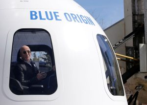 Blue Origin Will Commence Selling Space Tourism Tickets In 2019, And Competes With SpaceX