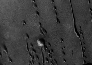 """Ghost Dunes"" On Mars Might Hold Proof Of Ancient Alien Life"