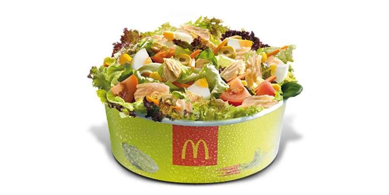 McDonald's Salads Contaminated With Cyclospora – Dozens Got Ill In Illinois And Iowa