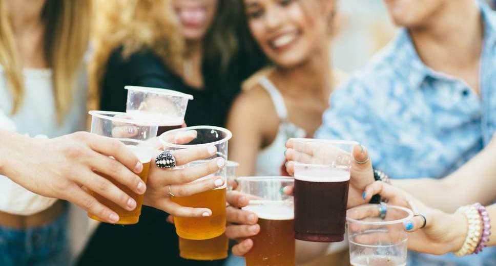 British Women Among Top Drinkers around the World