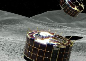 JAXA Hayabusa-2 Asteroid-Sampling Mission Deployed Two Rovers To Explore Asteroid Ryugu